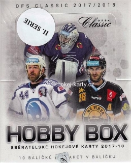 2017-18 OFS Classic Series 2 Hockey HOBBY Box