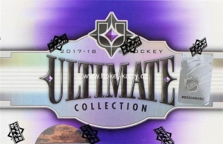 2017-18 UD Ultimate Hockey Hobby Box