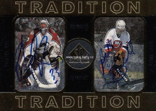 AUTO karta ROY/SMITH 97-98 SP Authentic Tradition /333