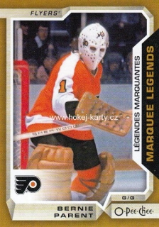 insert karta BERNIE PARENT 18-19 OPC Marquee Legends číslo ML-7